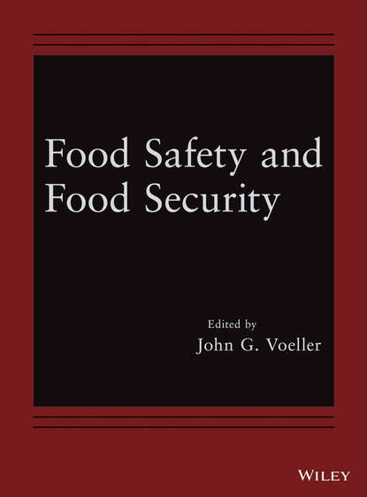 John Voeller G. Food Safety and Food Security john voeller g transportation security