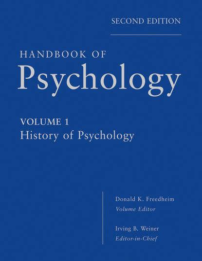 Irving Weiner B. Handbook of Psychology, History of Psychology clinical sport psychology perspective west and east volume i