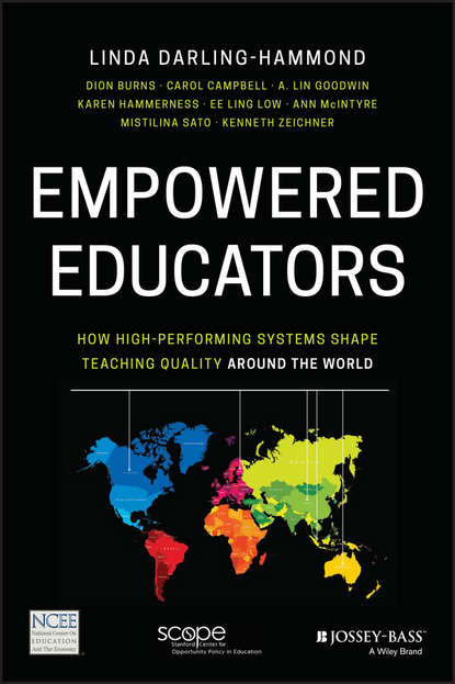 Linda Darling-Hammond Empowered Educators. How High-Performing Systems Shape Teaching Quality Around the World inclusive education in kenya perspectives of special educators