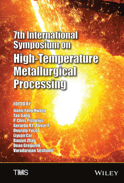 Tao Jiang 7th International Symposium on High-Temperature Metallurgical Processing