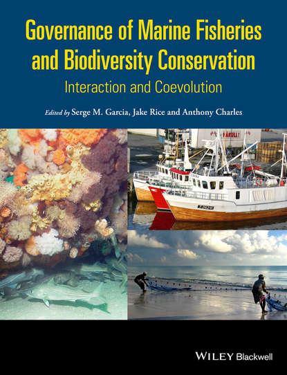 Anthony Charles Governance of Marine Fisheries and Biodiversity Conservation. Interaction and Co-evolution joanna osiejewicz global governance of oil and gas resources in the international legal perspective