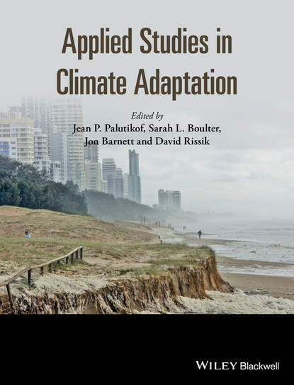 David Rissik Applied Studies in Climate Adaptation