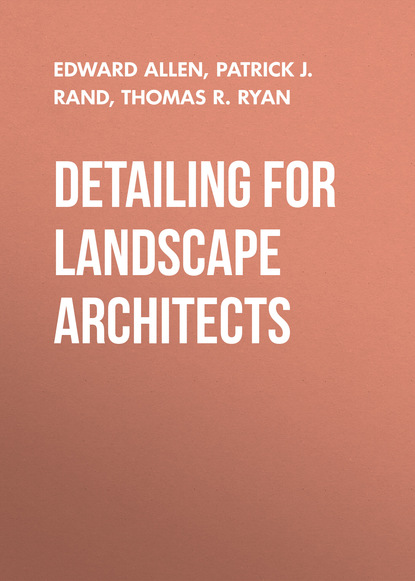 Фото - Edward Allen Detailing for Landscape Architects diana balmori drawing and reinventing landscape