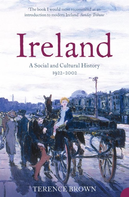 Dr. Brown Terence Ireland: A Social and Cultural History 1922–2001 william wotherspoon ireland the blot upon the brain studies in history and psychology