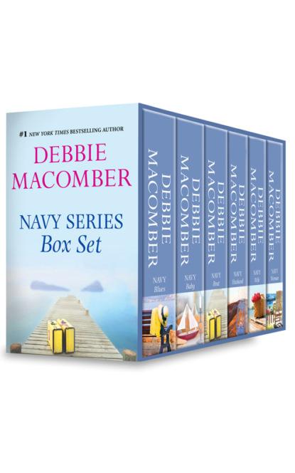 Debbie Macomber Navy Series Box Set: Navy Wife / Navy Blues / Navy Brat / Navy Woman / Navy Baby / Navy Husband фото