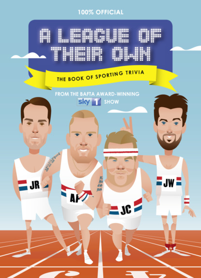 Литагент HarperCollins USD A League of Their Own - The Book of Sporting Trivia: 100% Official литагент harpercollins usd the times guide to the house of commons