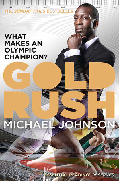 Michael Johnson Gold Rush dennis caine j epidemiology of injury in olympic sports