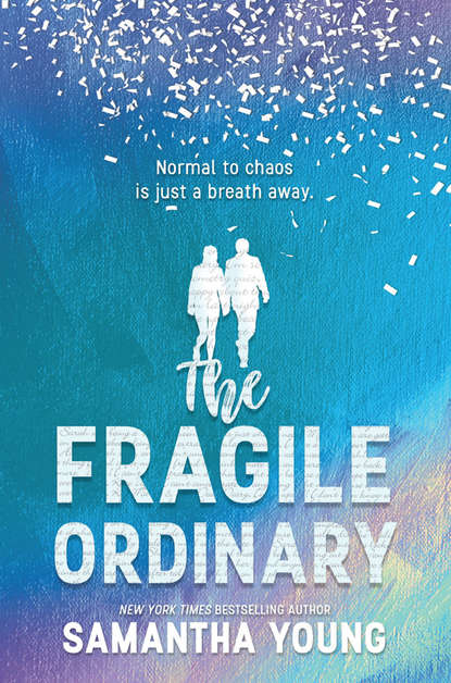 Фото - Samantha Young The Fragile Ordinary kcae brand 2017 new high street wash to
