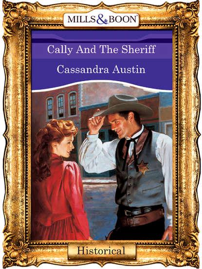 Cassandra Austin Cally And The Sheriff printio sheriff