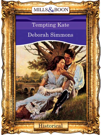 Deborah Simmons Tempting Kate недорого