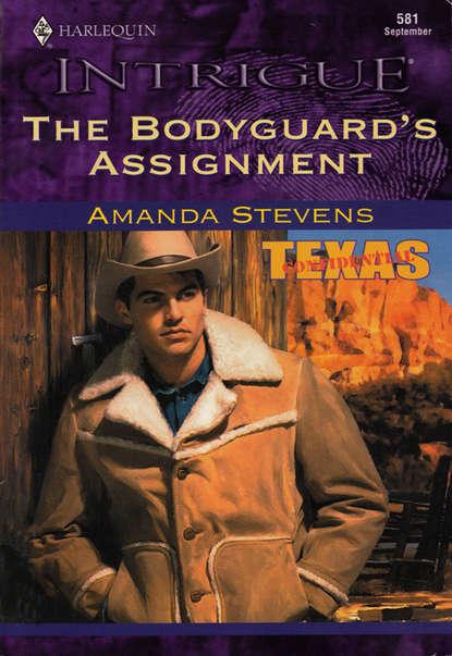 Amanda Stevens The Bodyguard's Assignment amanda stevens the dollmaker