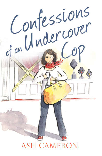Ash Cameron Confessions of an Undercover Cop ash mistry and the savage fortress