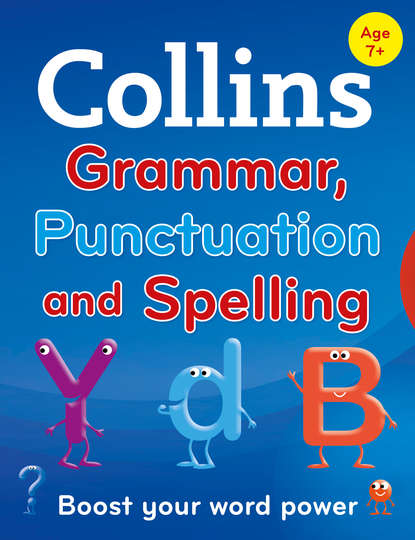 Collins Dictionaries Collins Primary Grammar, Punctuation and Spelling collins spanish dictionary and grammar