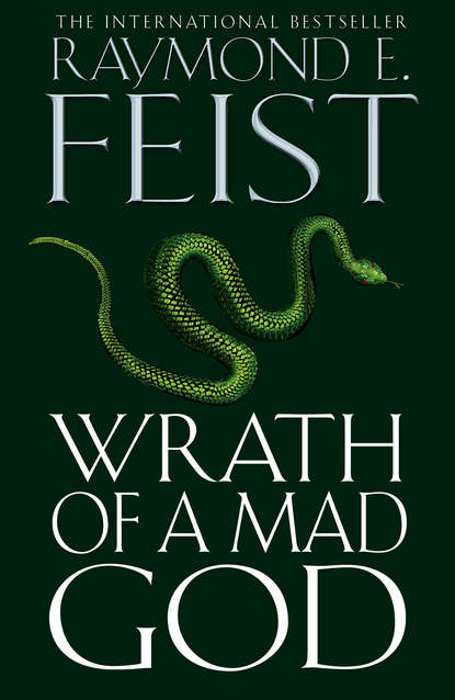 Фото - Raymond Feist Wrath of a Mad God the best of the west end