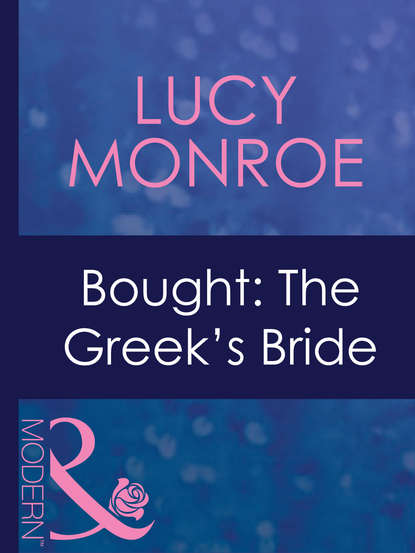 LUCY MONROE Bought: The Greek's Bride lucy gordon and the bride wore red