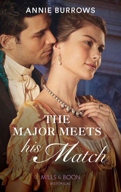 ANNIE BURROWS The Major Meets His Match patricia seeley the millionaire meets his match