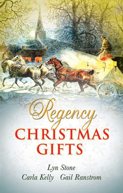 Lyn Stone Regency Christmas Gifts: Scarlet Ribbons / Christmas Promise / A Little Christmas lyn stone the captain and the wallflower