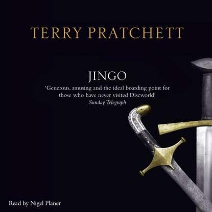 Terry Pratchett Jingo pratchett terry wings