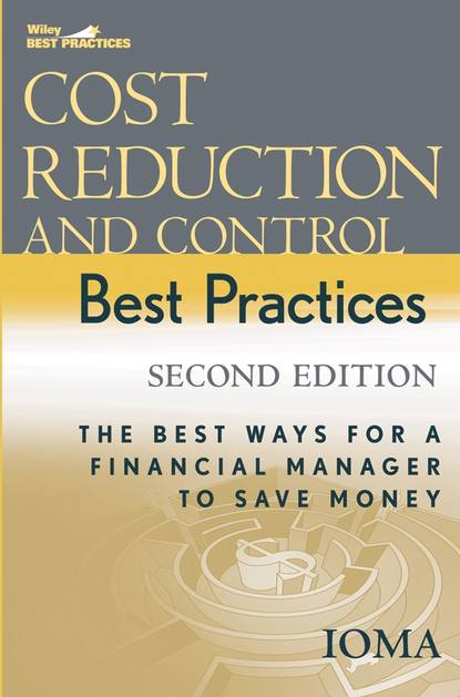Institute of Management and Administration (IOMA) Cost Reduction and Control Best Practices craig tucker s environmental best management practices for aquaculture