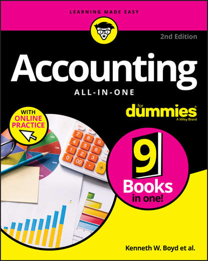 Группа авторов Accounting All-in-One For Dummies john tracy a accounting for dummies