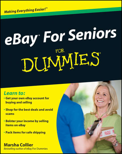 Marsha Collier eBay For Seniors For Dummies ebay