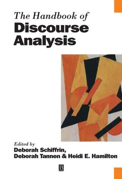 Deborah Tannen The Handbook of Discourse Analysis james g speight handbook of petroleum product analysis