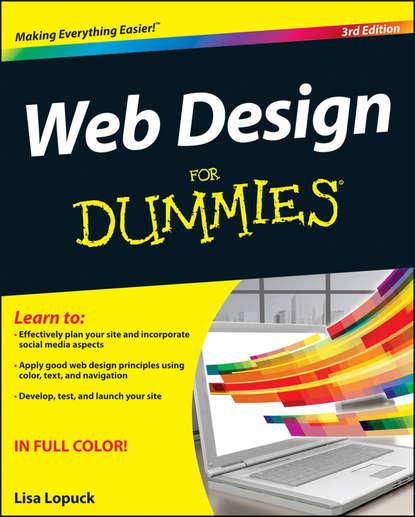 Lisa Lopuck Web Design For Dummies chambers writing for the web