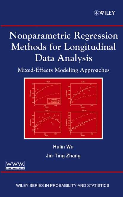 Фото - Hulin Wu Nonparametric Regression Methods for Longitudinal Data Analysis mikhail s nikulin nonparametric tests for complete data