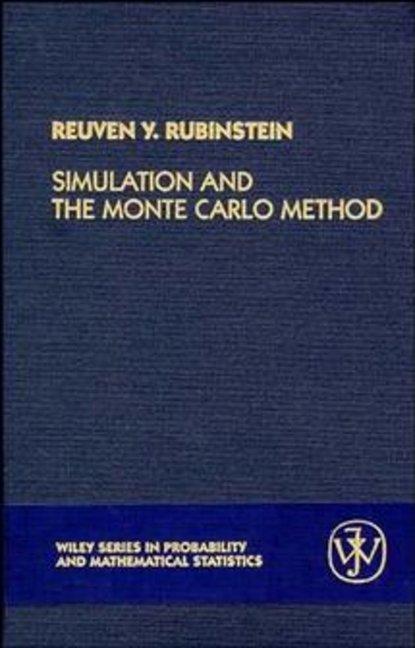 Фото - Группа авторов Simulation and the Monte Carlo Method tao pang an introduction to quantum monte carlo methods