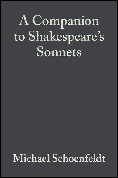 Группа авторов A Companion to Shakespeare's Sonnets traumear 54 love sonnets