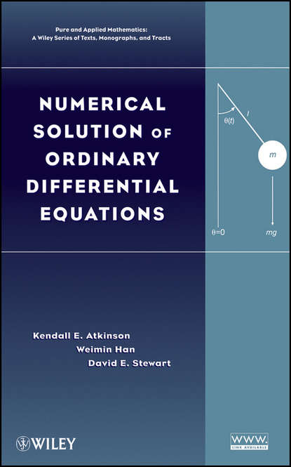 Weimin Han Numerical Solution of Ordinary Differential Equations numerical solution of electron number density