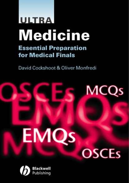 David Cockshoot Ultra Medicine rebecca morgan emqs and sbas for medical finals