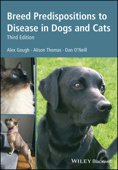 Alison Thomas Breed Predispositions to Disease in Dogs and Cats недорого