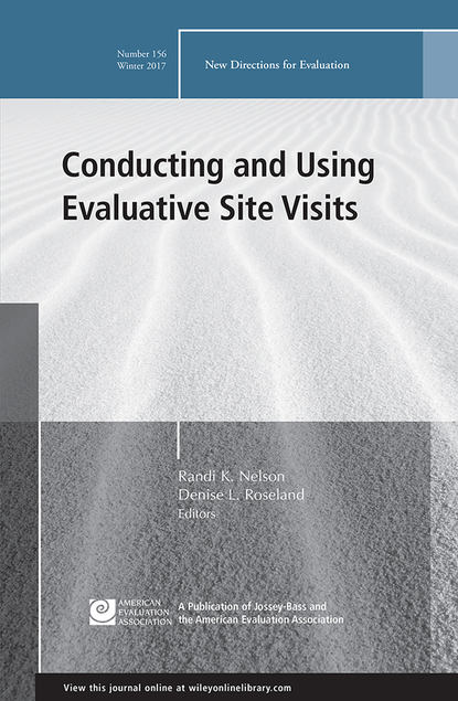 Randi Nelson K. Conducting and Using Evaluative Site Visits timi ogunjobi drupal 6 site blueprints lite build a personal web site an events site and an ecommerce site
