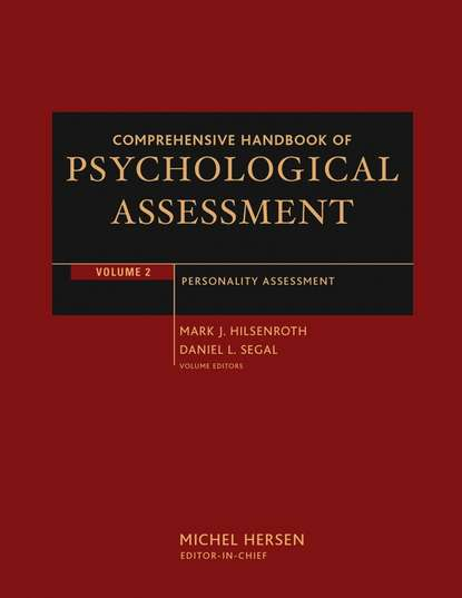 Michel Hersen Comprehensive Handbook of Psychological Assessment, Volume 2 assessment of plant geometry on chickpea genotypes under late sown