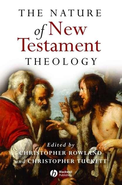 Christopher Tuckett The Nature of New Testament Theology недорого