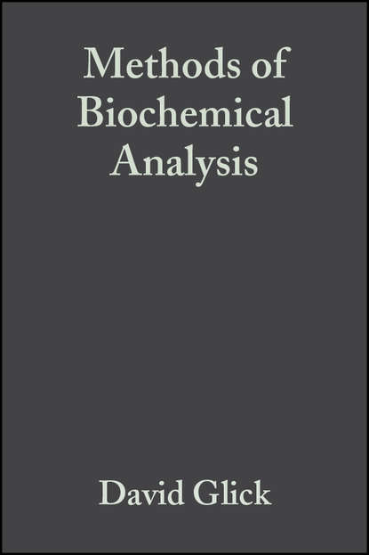 Группа авторов Methods of Biochemical Analysis, Volume 23 недорого