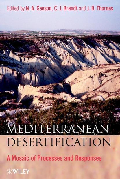 C. Brandt J. Mediterranean Desertification change in land use