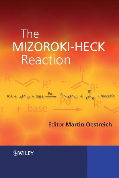 Фото - Martin Oestreich The Mizoroki-Heck Reaction hartwig john f catalyzed carbon heteroatom bond formation