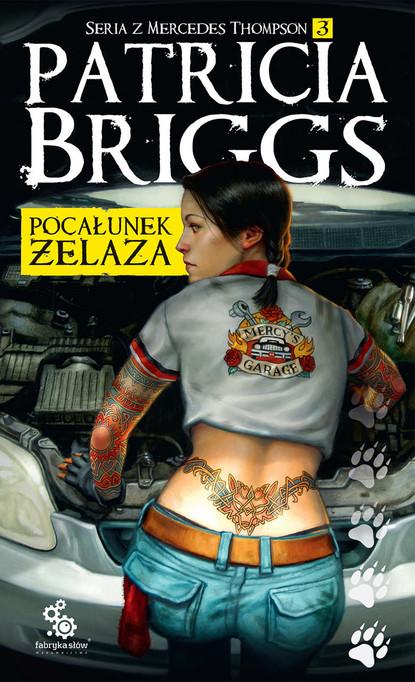 Patricia Briggs Pocałunek żelaza недорого