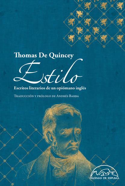 Thomas de Quincey Estilo сумка printio хранители watchmen