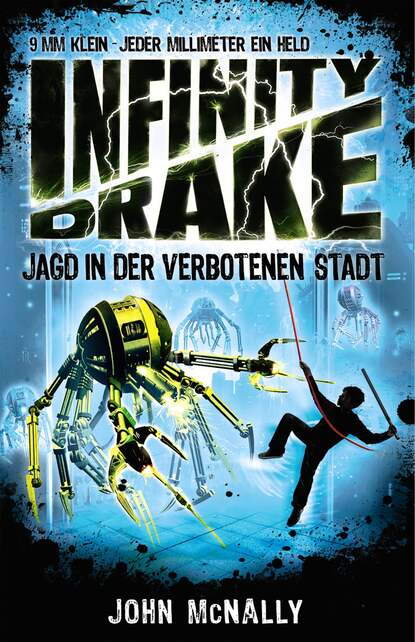 John McNally Infinity Drake 2 – Jagd in der verbotenen Stadt john mcnally sons of scarlatti