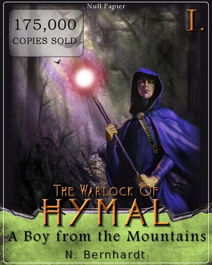 N. Bernhardt The Warlock of Hymal - Book I: A Boy from the Mountains недорого