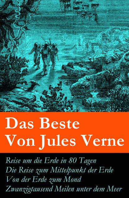 Жюль Верн Das Beste Von Jules Verne недорого