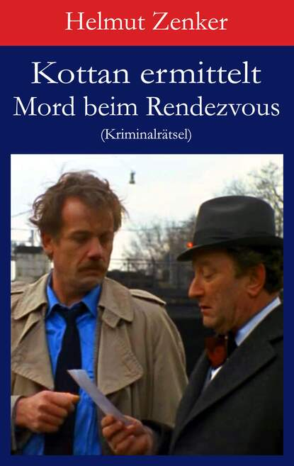 Фото - Helmut Zenker Kottan ermittelt: Mord beim Rendezvous helmut zenker kottan ermittelt new comicstrips 1