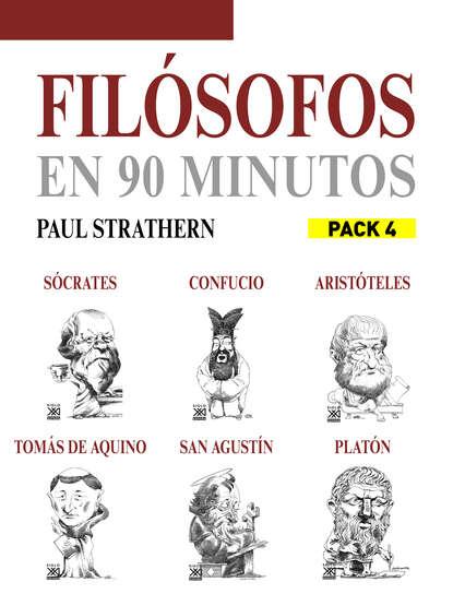 Paul Strathern En 90 minutos - Pack Filósofos 4 недорого