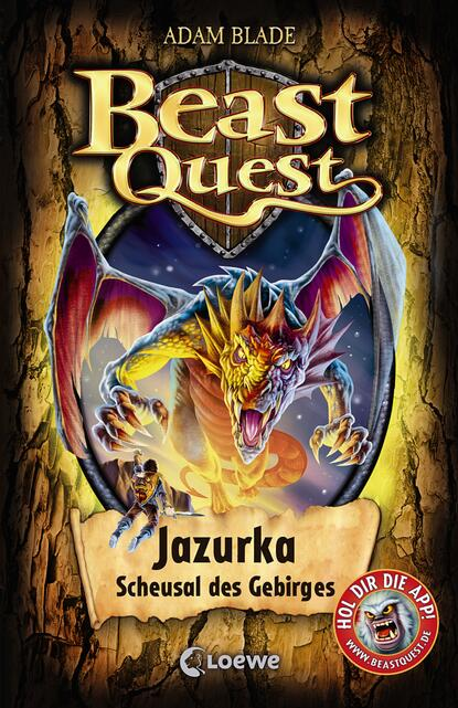 Adam Blade Beast Quest 46 - Jazurka, Scheusal des Gebirges недорого