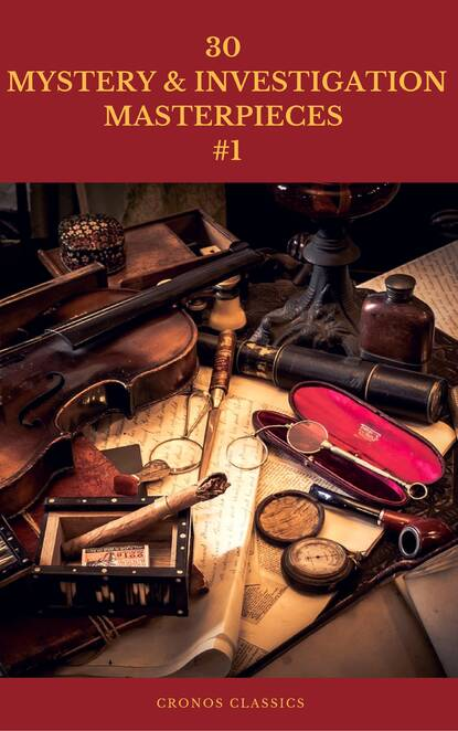 Марк Твен 30 MYSTERY & INVESTIGATION MASTERPIECES #1 (Cronos Classics) french joseph lewis masterpieces of mystery