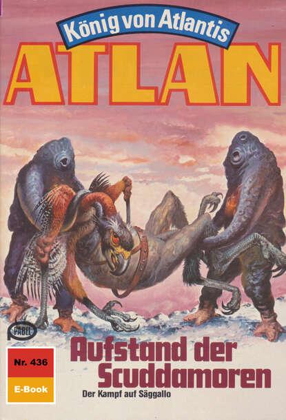 H.G. Francis Atlan 436: Aufstand der Scuddamoren alexander fürst der aufstand der drachenreiter saphir