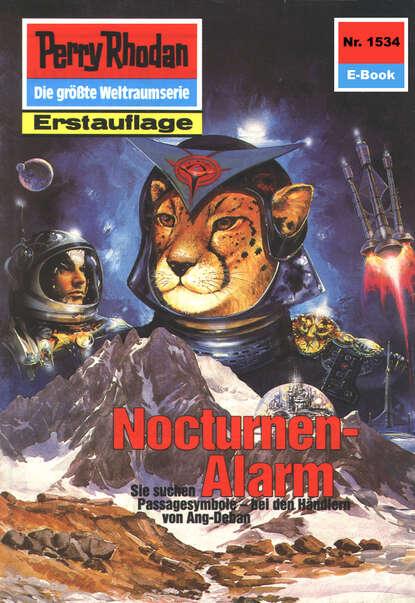 Marianne Sydow Perry Rhodan 1534: Nocturnen-Alarm